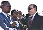 تعرف على رأي الرئيس الزامبي في مشروعات قناة السويس |صور