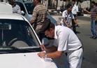 ضبط 7 سائقين من المدمنين وتعزيز الخدمات بالطرق السريعة بالجيزة