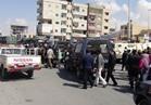 حملات مكبرة بميادين وشوارع العاصمة لإزالة الإشغالات