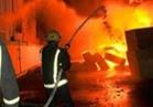 السيطرة على 3 حرائق بمناطق متفرقة بالغردقة دون إصابات