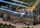 تصادم هليكوبتر وطائرة مدينة في إنجلترا