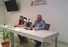 """الكاتب الصحفي مصطفى حمدي يوقع كتابه """"شريط كوكتيل"""""""