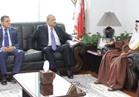 النائب العام: مصر والبحرين تواجهان عدواً واحداً وهو الإرهاب