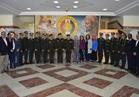 الفريق البحثى لكلية الطب العسكري يحصد المركز الأول بمسابقة igem العالمية