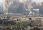 ناشطون سوريون: إلقاء 32 برميلا متفجرا على بلدة بريف دمشق