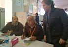 انتخابات الزمالك| بالصور.. ثروت سويلم يعلن دعمه لمرتضى منصور