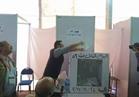 انتخابات الزمالك  حازم إمام يدلي بصوته وسط ترحيب الأعضاء