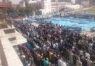 انتخابات الزمالك  الأعضاء يؤدون صلاة الجمعة داخل مسجد النادي