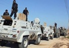 عاجل  قوات الأمن تغلق طريق العريش