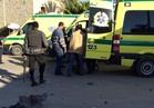 وصول اثنين من مصابي شمال سيناء إلى مستشفى القنطرة شرق