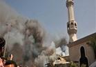 السفارة الأمريكية تدين تفجير مسجد شمال سيناء