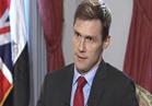 السفير البريطاني معلقًا على حادث سيناء: «أشعر بالاشمئزاز»