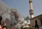 سفير أوكرانيا بالقاهرة يدين الهجوم الإرهابي على مسجد في شمال سيناء