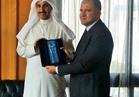 السويدي يستقبل المدير العام لمنظمة العمل العربية في أول زيارة له