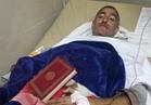 بالفيديو والصور.. أول حوار مع أحد مصابي حادث مسجد الروضة في مستشفى بالإسماعيلية