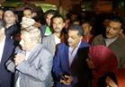 محافظ الإسماعلية لمصاب بحادث سيناء: « هناخدلك ثارك »