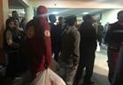 عقب تفجير «مسجدالروضة»|«التضامن» تواصل الجهود الإغاثية في بئر العبد