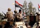 القوات المسلحة تواصل استهداف البؤر الإرهابية بشمال سيناء