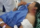 «المصريين الأحرار» يزور مصابي الروضة و يطلق حملة للتبرع بالدم