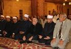 فوده يؤدي صلاة الغائب بشرم الشيخ على أرواح ضحايا مسجد الروضة