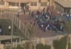 مدارس مصر تقف دقيقة حداد على أرواح شهداء مسجد الروضة