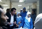 وزير التعليم العالي يتلقى تقريراً حول حالة مصابي حادث مسجد الروضة