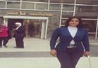 """صور  سما المصري تزور مصابي """"الروضة"""" في معهد ناصر"""
