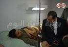 إمام وخطيب مسجد الروضة يغادر المستشفى بعد تماثله للشفاء
