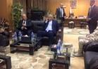 وزير التنمية المحلية يصل الإسماعيلية للاطمئنان على مصابي مسجد الروضة