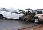 مصرع ربة منزل وإصابة آخرين في حادث تصادم بالمنوفية