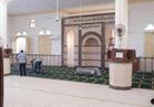 صور  إعادة تأهيل مسجد الروضة.. والشيوخ: «سنصلي الجمعة هناك»