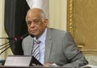 عبد العال يهنئ رئيس الجمهورية بالمولد النبوي الشريف