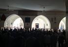 بدء صلاة الجنازة على «معبودة الجماهير»