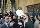 الرئيس الفلسطيني يُرسل باقة زهور لوضعها على قبر شادية  صور