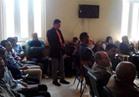 افتتاح منفذ لبيع السلع بأسعار مخفضة بمغاغة بالمنيا بالتعاون مع القوات المسلحة