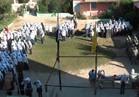 إعفاء طلاب مدارس قرية الروضة بمركز بئر العبد من المصروفات الدراسية