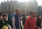 «عماد النحاس» يدلي بصوته في انتخابات الأهلي