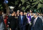 رئيس جامعة سوهاج يشهد «مهرجان نظافة وتجميل المستشفى الجامعي»