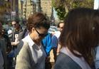 بالصور | بدء التصويت علي انتخابات نقابة المهن التمثيلية بحضور انوشكا