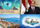 مؤتمرات دولية وجولات مكوكية.. أبرز أسلحة «السيسي» لتنشيط السياحة
