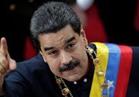 فيديو  رئيس فنزويلا يتناول الطعام أثناء إلقائه خطاب تليفزيوني