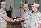 """وزير الدفاع يلتقي بعدد من الطلبة وأعضاء هيئة تدريس """"الكلية الحربية"""""""