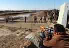"""استمرار الاشتباكات بين الحشد الشعبي و""""داعش"""" قرب الحدود العراقية"""