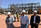محافظ أسوان يتفقد العمل فى مصنع كيما 2 بأستثمارات تبلغ 11مليار جنيه
