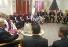 جلسة تحضيرية لطلاب جامعة القاهرة استعدادا لـ»منتدي الشباب«