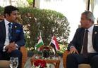 وزير الشباب الهندي: تعاون وثيق مع مصر في مجال الرياضة وشؤون الشباب