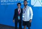 عمر حجازي وياسين الزغبي يشاركان في الحوار مع شباب العالم بشرم الشيخ