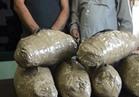 مكافحة المخدرات..ضبط 13 كيلو بانجو و حشيش خلال أسبوع