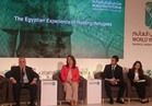 القومي للمراة يشارك بجلسة «تجربه مصر في استضافة اللاجئين»