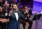صور  عاصي الحلاني يتغني بمصر في الأوبرا